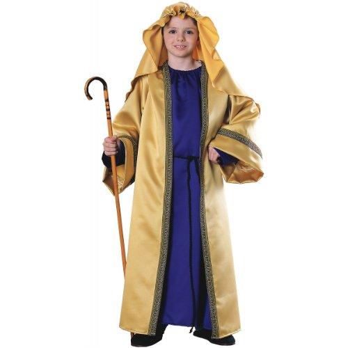 Joseph Child Costume - Small (Toddler Shepherd Boy Costume)