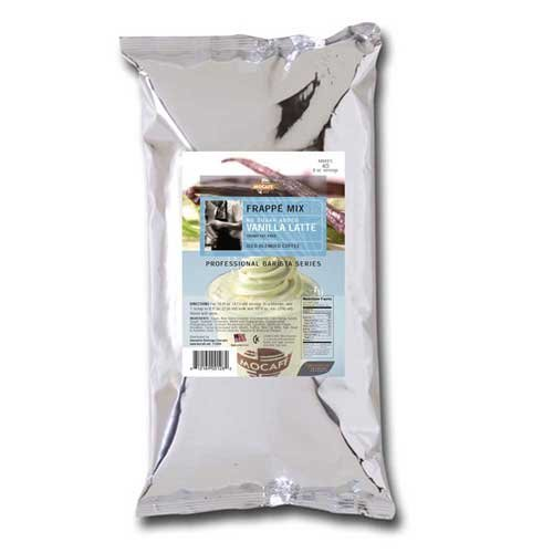Mocafe No Sugar Added Vanilla Frappe, 3 Pound Bag -- 4 per case. by Mocafe