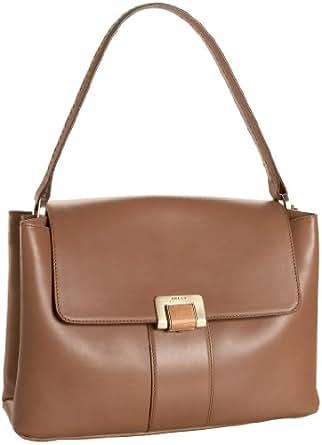 BALLY Charlie Shoulder Bag,Seed,One Size