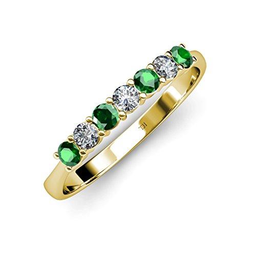 0.70 Ct Emerald Cut Diamond - 9