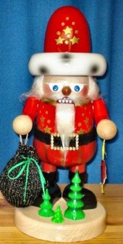 Pinnacle Peak Trading NWG5-1563SIGN Steinbach Signed Gnome Santa Claus German Christmas Nutcracker