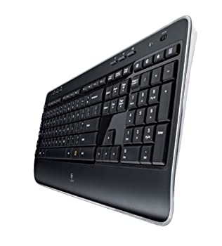 Logitech Mk520 Wireless Keyboard & Mouse Combo — Keyboard & Mouse, Long Battery Life, Secure 2.4ghz Connectivity 4