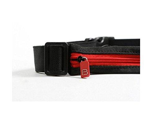 philna12Outdoor Multifunktions Utility Gürtel Sport Running Tasche–Schwarz