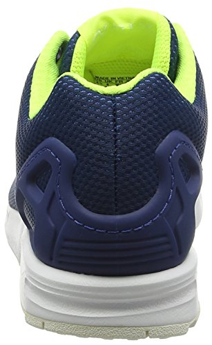 Low Solar Blue Yellow Erwachsene ZX Halo Shadow adidas Unisex Top Flux Blau zHwII1