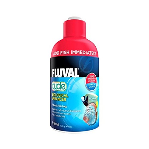 - Hagen Fluval Biological Enhancer/Booster for Aquariums, 16.9-Ounce