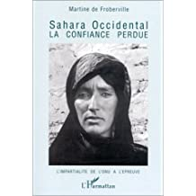 Sahara occidental la confianceperdue