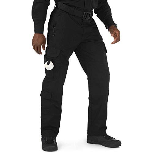 Black Emt Ems Pants - 5.11 Taclite Men's EMS Pant, 32W x 32L, Black
