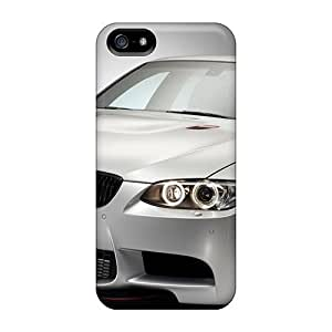 Protection Cases For Iphone 5/5s / Cases Covers For Iphone(bmw M3 Crt 2012)