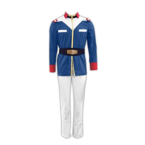 [Gundam 0079 Cosplay Costume - United Nation Troops Male X-Large] (United Nations Costumes For Women)