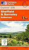 Sheffield and Barnsley (Explorer Maps)