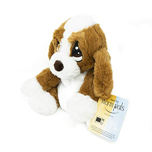 (Warm Pals Microwavable Lavender Scented Plush Toy Stuffed Animal - Hound Dog)