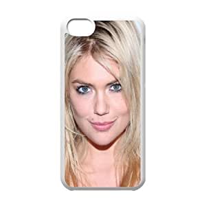 Celebrities Sexy Model Kate Upton iPhone 5c Cell Phone Case White Pretty Present zhm004_5002534
