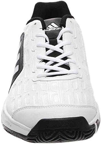Adidas Barricade Court 2 Chaussure De Tennis Homme Blanc / Noir