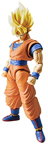 "Price comparison product image Bandai Hobby Figure-Rise Standard Super Saiyan Son Goku ""Dragon Ball Z"" Building Kit"