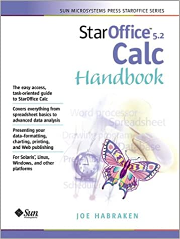 StarOffice Calc (Sun Microsystems Press)