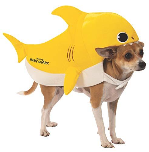 Baby Shark Pet Costume, Small