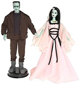 Mattel - The Munsters Barbie & Ken Giftset - Barbie Doll