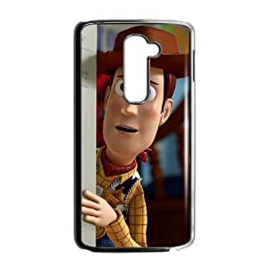 LG G2 phone cases Black Disneys Toy Story Jessie Buzz Lightyear cell phone cases Beautiful gifts NYTR4619637