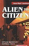 Alien to Citizen 9781864484229