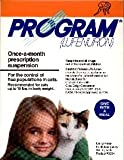 MFR BACKORDER 7913 PROGRAM Orange: For cats up to 10 lbs