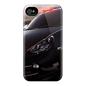 Cases Covers Need For Speed Hot Pursuit Porsche Police Car/ Fashionable Cases For Iphone 6plus