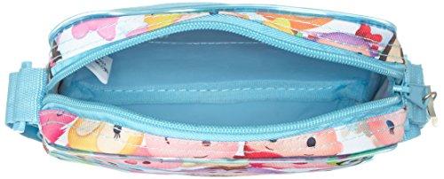 Safta 611541222 Bolsito Bandolera, Color Multicolor
