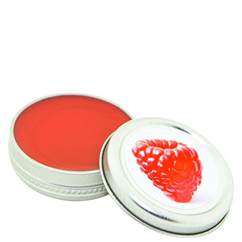 Raspberry Red Lip Gloss - Organic antioxidant rich gloss hyd