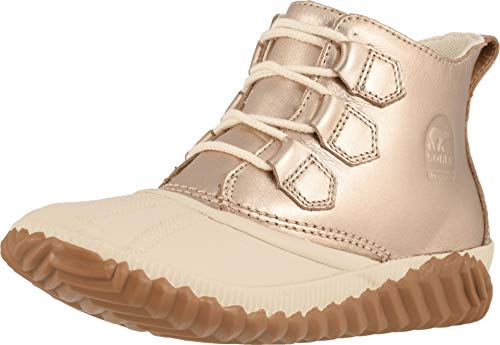 - Sorel Women's Out n About Plus Boots (8.5 B(M) US, Warm Gold)