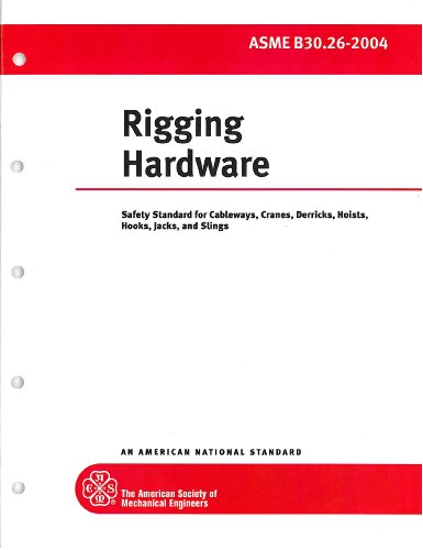 Discount B30.26 Rigging Hardware (R2004)