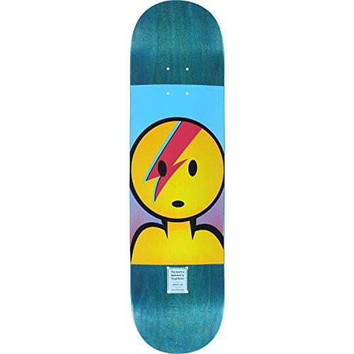 ゲージ崇拝します帰するPrime Lance doughbowieスケートデッキNavy 8.25 W / Mob Grip