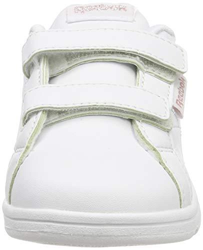 Reebok Rosa white pink Para pink De Metallic white Dv4150 New new Zapatillas Niñas Gimnasia Metallic YwArYqg