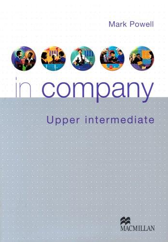 Download In Company Upper Intermediate Student Book In Company pdf epub