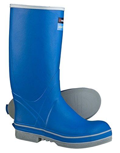 (Skellerup FSP1 Aqua-Terra Steel Toe 16