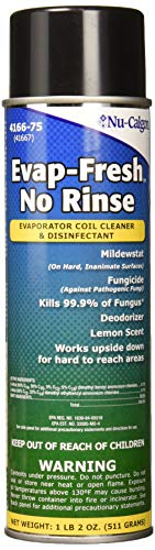 - Nu-Calgon 4166-75 Coil Cleaner and Disinfectant