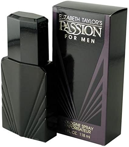 Passion by Elizabeth Taylor for Men, Cologne Spray, 2 Ounce by Elizabeth Taylor
