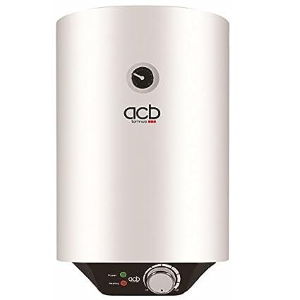 Termo de Agua eléctrico 50 Litros vertical ACB