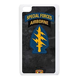 iPod Touch 4 Case White Special Forces Airborne LSO7899882