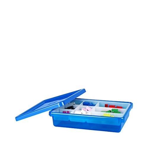 LEGO Storage Bin Small Blue