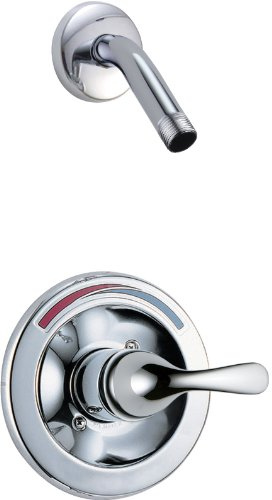 13 Series Chrome Trim Valve - Delta T13291-LHD Classic Monitor 13 Series Shower Trim - Less Showerhead, Chrome