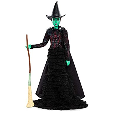 Barbie Entertainment Musical Wicked Elphaba Doll: Toys & Games