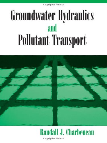 R.e.a.d Groundwater Hydraulics And Pollutant Transport KINDLE