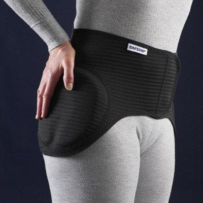 Hip Protector - MCK89133000 - Hip Protector Safehip Active Medium Black