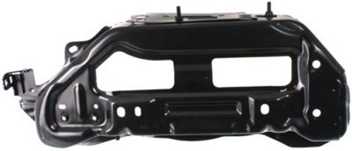 Right Side Steel Primed Radiator Support for Scion xD, Toyota Yaris (Scion Xd Radiator Support)