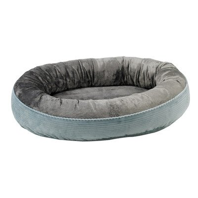 Bowsers Designer Orbit Dog Bed, Blue Bayou, Medium 35''x27'' by Bowsers