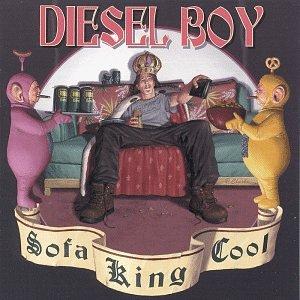 DIESEL BOY Sofa King Cool Amazoncom Music - Sofa king