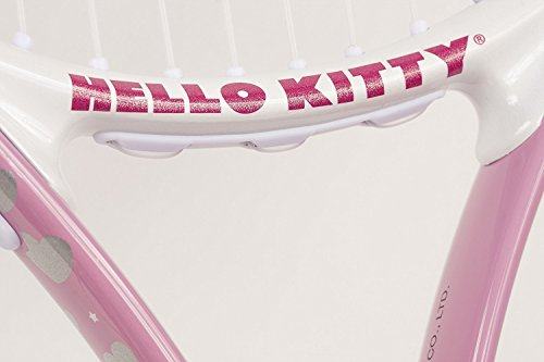 Hello Kitty Sports Junior Tennis Racquet, Pink, 19-Inch