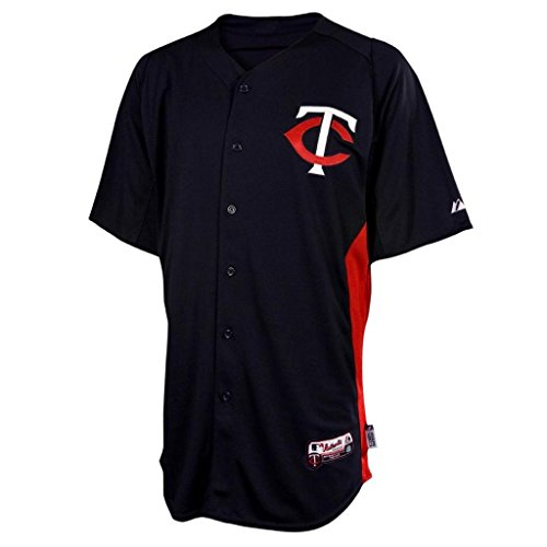 Majestic Minnesota Twins Size X-Large XL Cool Base Batting Practice Jersey