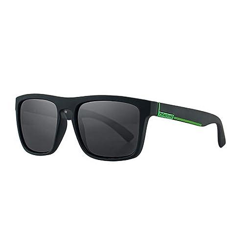 Yangjing-hl Gafas de Sol Unisex Altas Comercio Exterior ...