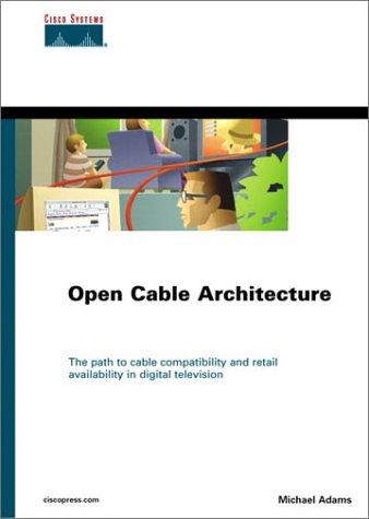 OpenCable Architecture (Fundamentals)