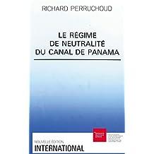 Le régime de neutralité du canal de Panama (International)